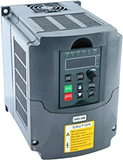 YaeCCC 220V 2.2KW 3hp Variable Frequency Drive Converter for Motor Speed Control