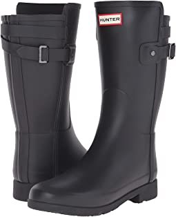 Hunter Original Short Refined Back Strap Rain Boots