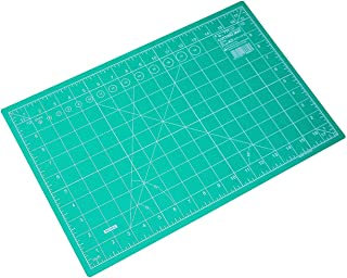"""Cutting Mat 12"""" x 18"""" Self Healing Sewing Mat Double Sided 5-Ply Craft Cutting Board for Sewing Crafts Hobby Fabric Precis..."""