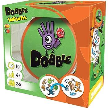 Dobble Infantil - Juego de tablero (Asmodee DOKI01ES): Amazon.es ...