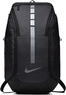 Unisex Hoops Elite Pro Basketball Backpack (Dark Grey/Metallic Cool Grey)