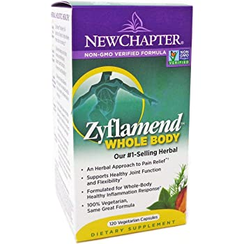 New Chapter - Zyflamend Whole Body - 120 Veg Caps