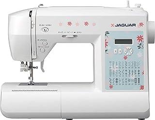 ジャガー コンピュータミシン フットコントローラー付き ホワイト TRM-10