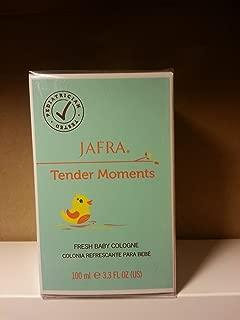 Jafra Tender Moments Fresh Baby Cologne 3.3 Fl.oz.
