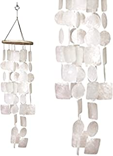 Best capiz shell wind chime Reviews