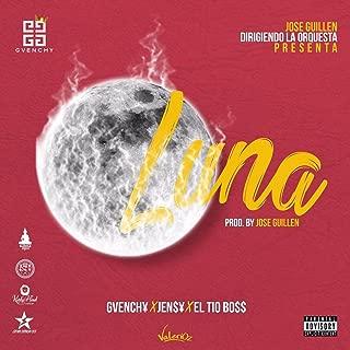 Luna (feat. Jensy, Tio Boss) [Explicit]