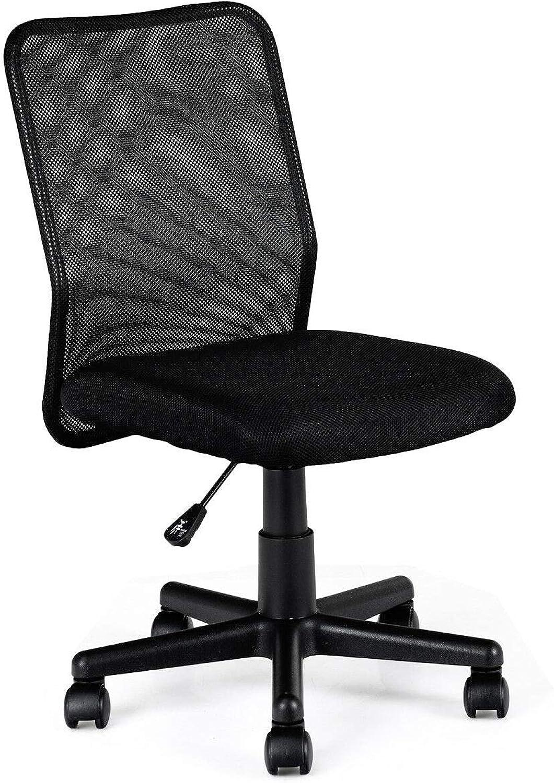 Mid-Back Adjustable Ergonomic Mesh Office Chair