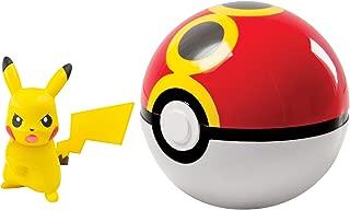 Pokémon Clip n Carry Poké Ball, Pikachu and Repeat Ball