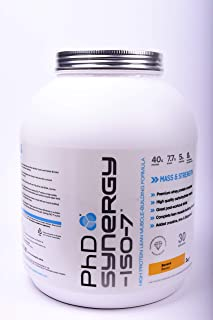 PhD Synergy-Iso-7 Powder Double Banana, 2 kg