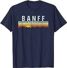 banff canada t shirts