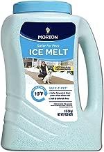 Morton 7834 Safe-T-Pet Snow & Ice Melt, 8-Pound Jug