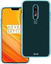 Olixar Funda OnePlus 6 FlexiShield Gel - Azul