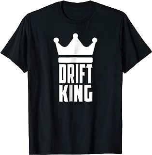 Drift King JDM Euro Classic Car T-Shirt