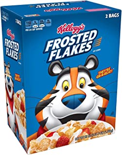 Expect More Kellogg's Frosted Flakes Cereal (55 oz.)
