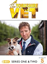 The Yorkshire Vet: Series One & Two 16 episodes on set
