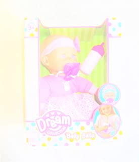 DREAM COLLECTION Girl Baby Hippo Doll 12