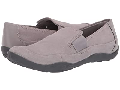 Clarks Haley Park (Grey Suede) Women