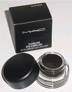 MAC Fluidline Waterproof Eye Liner Gel For Women, Blacktrack, 10 gm