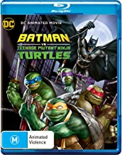 DC Batman vs Teenange Mutant Ninja Turtles (Blu-ray)