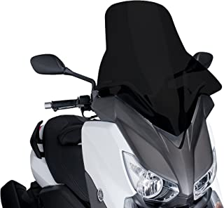 Windshield Puig V-Tech Line Yamaha X-Max 400 13-16 black