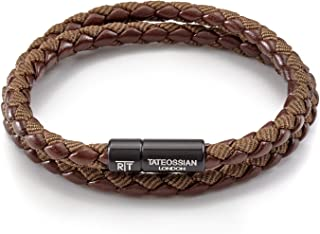 Men's Chelsea Eco-Leather Bracelet