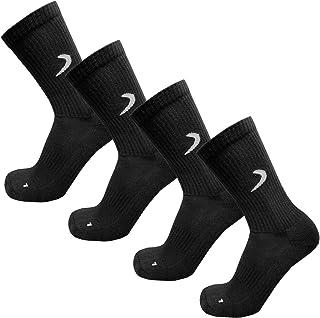 Calcetines de deporte para hombres - Algodón orgánico - 4 pares