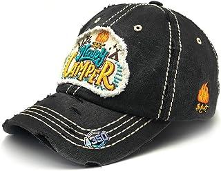 4350 DISTRICT Beach Please Women's Cotton Baseball Hat