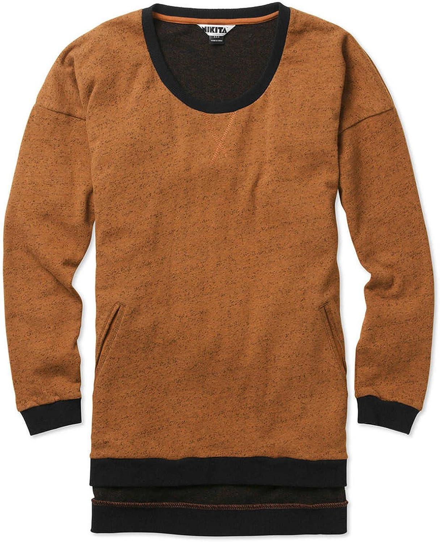 Nikita Boxy Crew Sweatshirt  Women's