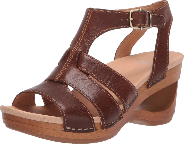Dansko Women's Super sale Trudy Wedge shipfree Sandal