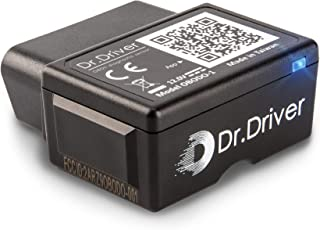 Dr.Driver OBD2 Scanner Bluetooth Code Reader for iPhone & Android