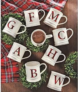 Best plaid alphabet mug Reviews