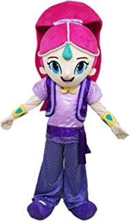 Funny Princess Costumes for Party Shimmer and Shine Mascot Costume Cartoon Costumes