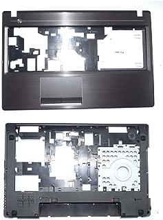 Nodalin New For Lenovo G580 G585 Bottom Cover &Palmrest Upper Case With HDMI Port Drawing Bench AP0N2000100/AP0N2000G00