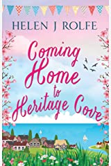 Coming Home to Heritage Cove: (Heritage Cove Book 1) Kindle Edition