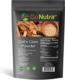 Sponsored Ad - Cat's Claw Powder 8 oz. from Peru Wild Non-GMO Uncaria Tomentosa Cat Claw
