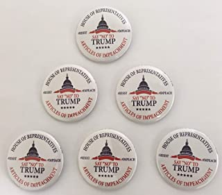 historical campaign buttons