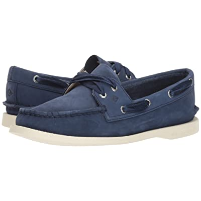 Sperry A/O Satin Lace (Navy) Women