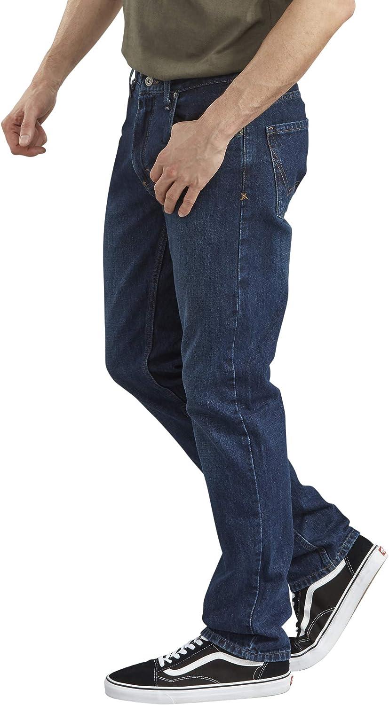 Dickies - 5-Pocket Slim Straight Fit Pant pour hommes Heritage Medium Indigo