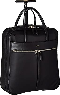 KNOMO London - Mayfair Burlington Wheeled Trolly