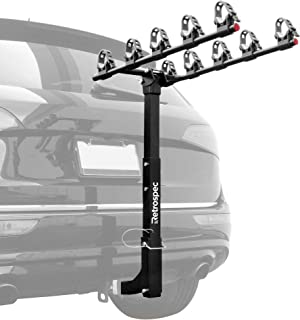 bicycle rack for car hitch