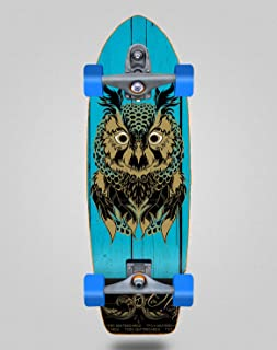 TXIN - Surfskate with Glutier T12 Trucks - Surf Skate Buh...