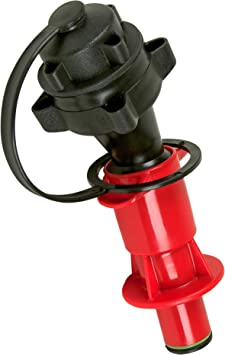 Oregon Fuel Combi Can Safety Spout, Replacement Nozzle for Oregon combi cans and Oregon 5L fuel cans, Easy to Use Cap (562611): image