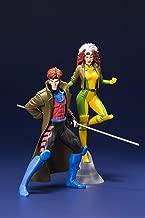Marvel Universe X-Men '92: Gambit & Rogue Artfx+ Statue Two Pack