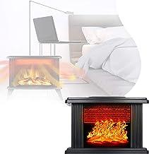 DZSF Calefactor Eléctrico Calefactor Cerámico Portátil, Protección Múltiple Calefactor Eléctrico Calefactor Cerámico Grandes Ventilaciones Compact Calefactor para Hogar Y Oficina