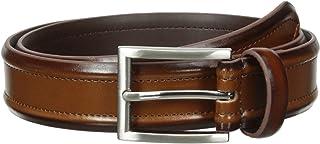 Florsheim Men's Dress Casual Burnished Leather Belt 32mm