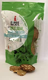 DOGGIE PALATE, All Natural Dog Cookies, Fruit Veggie & Oat, 8oz