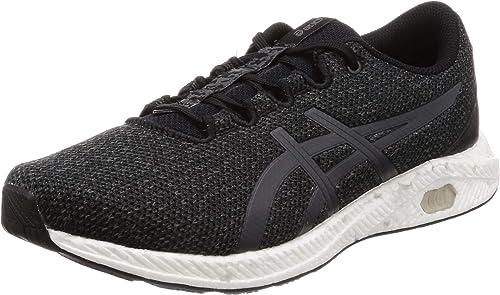 ASICS Hommes Hypergel Neutral FonctionneHommest chaussures FonctionneHommest chaussures noir - Dark gris 7