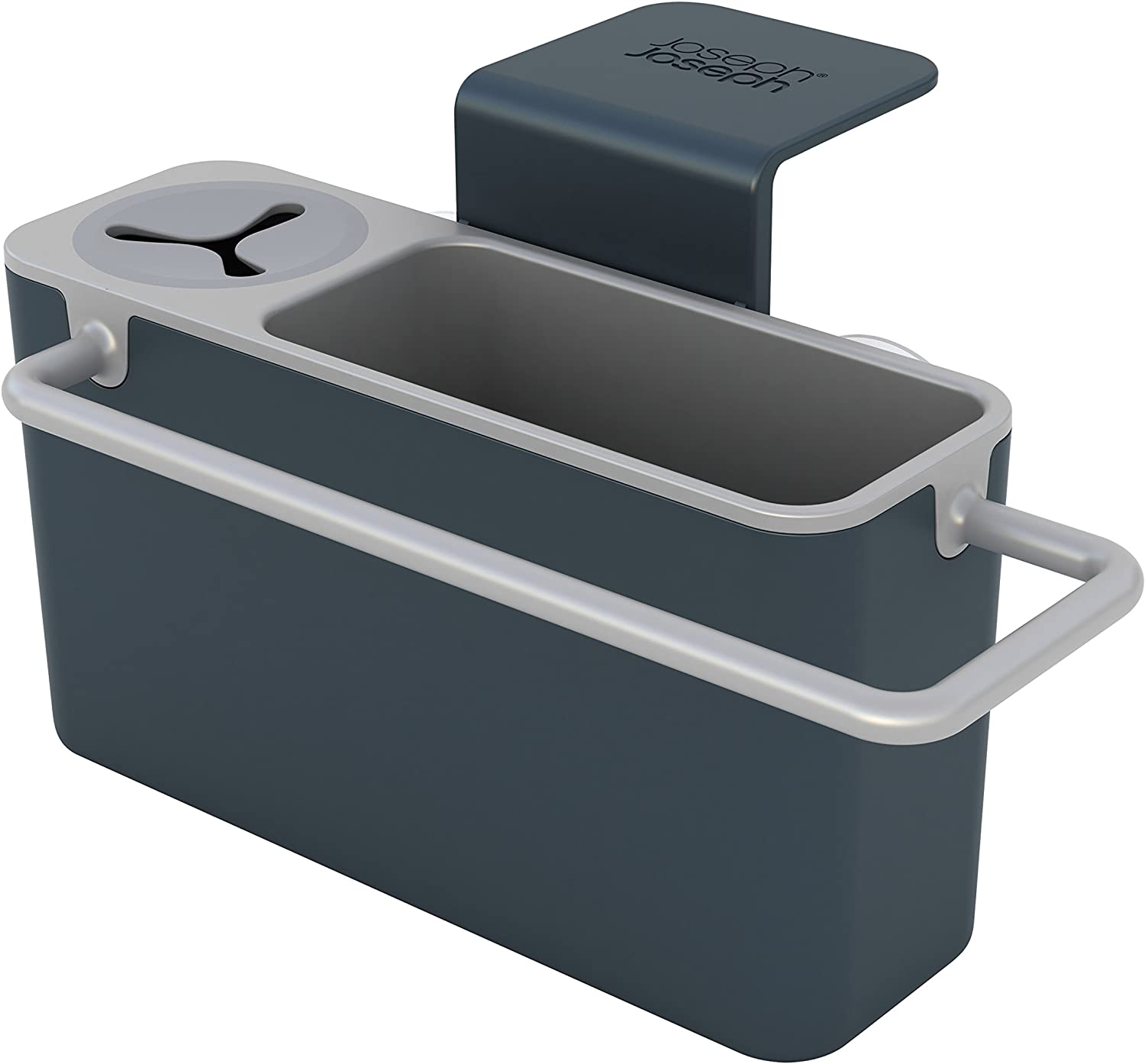 Joseph Special sale item 85024 Sink Aid Manufacturer OFFicial shop Caddy Self-Draining Gray