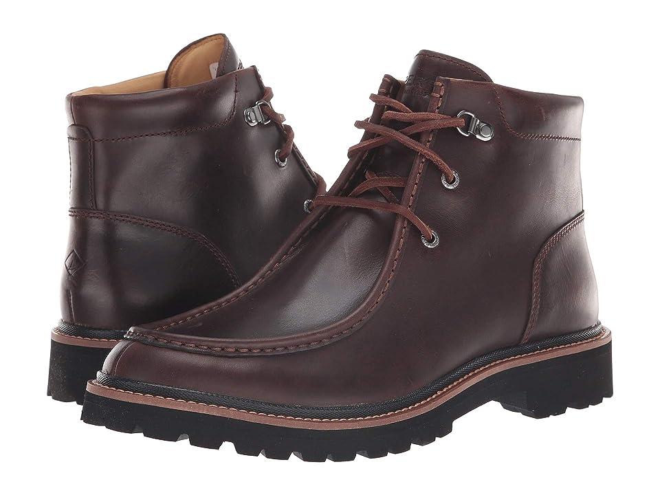 Sperry Gold Windsor Lug Chukka (Brown Leather) Men