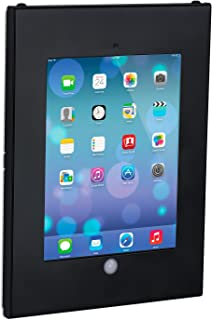 Mount-It! Anti-Theft Tablet Wall Mount for iPad | Secure iPad Wall Kiosk | Contact-Less iPad Mount | Locking Enclosure for...